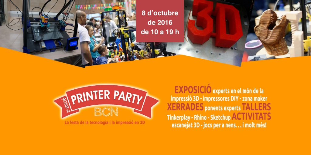 Printer Party 2016