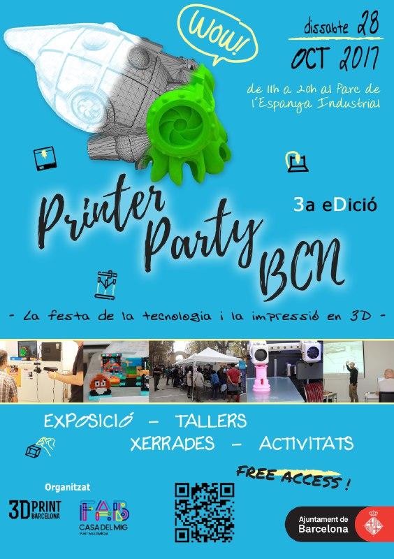 Printer Party 2017