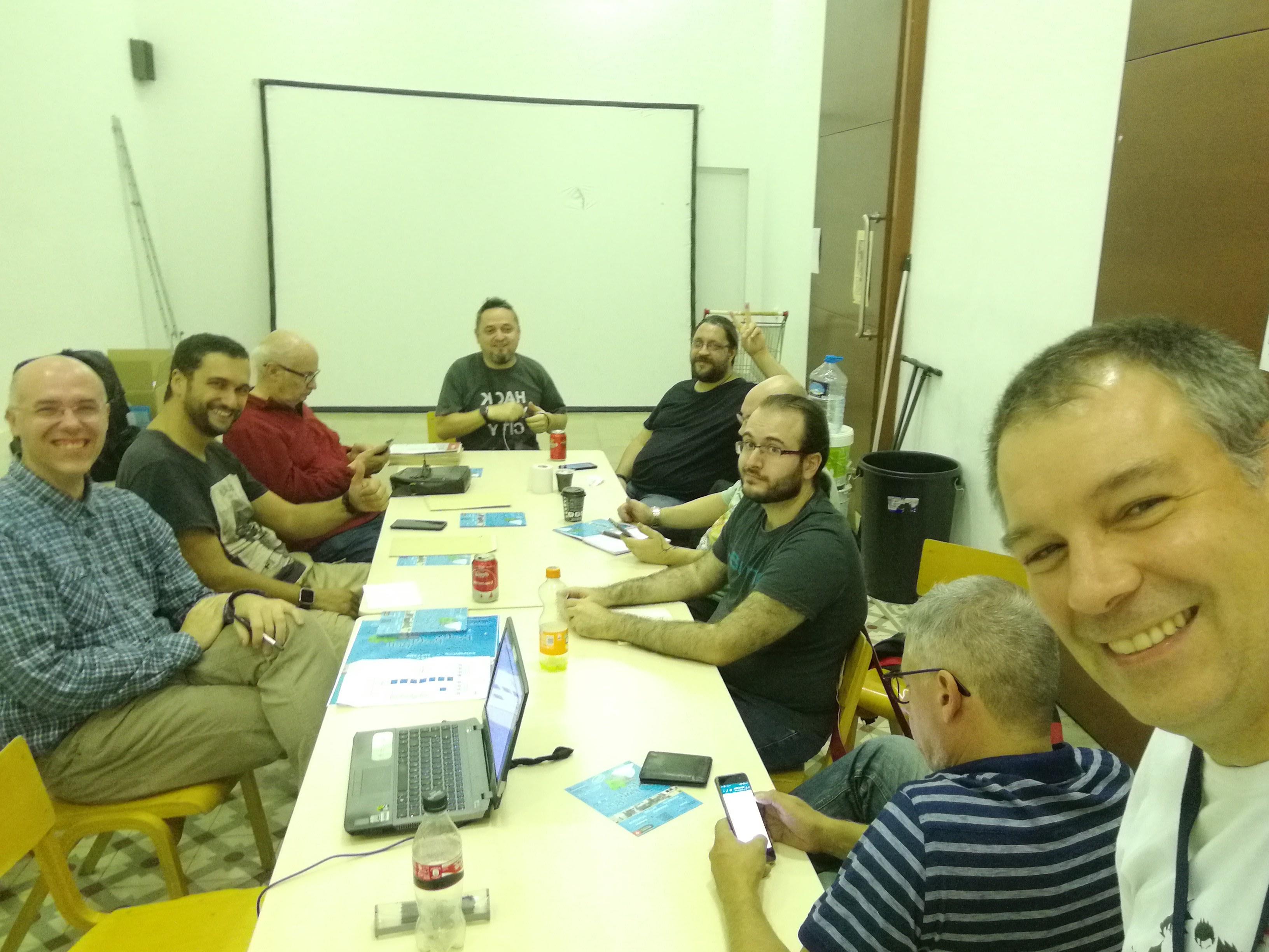 Resumen de la 9a reunión de preparación de la Printer Party