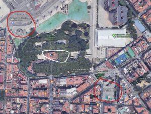 parkings zona Pun tMultmèdia